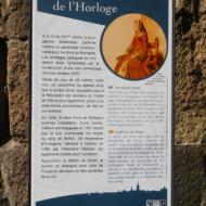 Historique de la Tour de l'Horloge