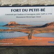 Information de la ville de Saint-Malo concernant le fort du Petit Bé