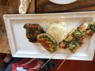 Brochettes parisienne au bon goût d'ail de beurre et de persil...un régal