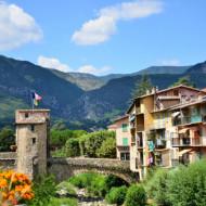 Sospel village