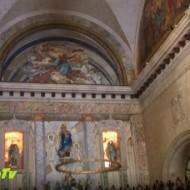 Cœur de la cathédrale de La Havane