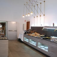 Parador Lleida, buffet petit déjeuner