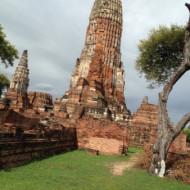 Temples à Ayutthaya