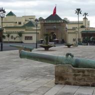 Palais Royal Monuments A Visiter Rabat