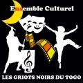 Logo de l'Ensemble Culturel LES GRIOTS NOIRS DU TOGO