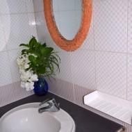 Salle d'eau, partie lavabo
