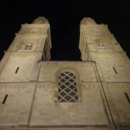 L'édifice de nuit