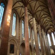 Intérieur du couvent des Jacobins