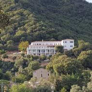 Le gîte hôtel U Fracintu d en bas sur la route