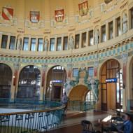 partie historique de la gare