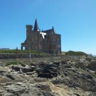Vue du château