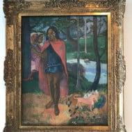 Paul Gauguin, Le sorcier d'Hiva Oa, 1902