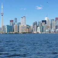 Toronto vu des iles