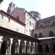 Le cloître de la cathédrale
