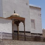 pavillon pour assister aux exécutions