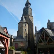 La Tour de l'Horloge à Dinan