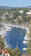 Callanque port  miou