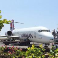 Avion compagnie Hawaiian Airlines