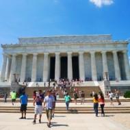 Lincoln Memorial extérieur