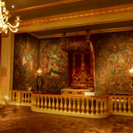 Chambre style XVIIIe français, MET, juin 2017, SB