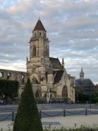 St Etienne le Vieux à Caen