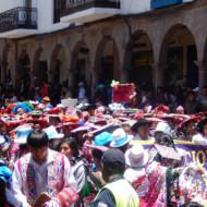 Carnaval: sons et couleurs!