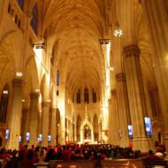 Messe à la Cathédrale Saint-Patrick, SB, 2017