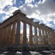 Splendeur du Parthénon