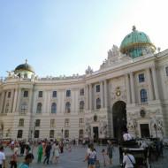 Hofburg, Vienne, 2018, SB.