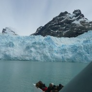 Patagonie chilienne le glacier Grey