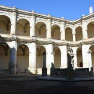 Cloitre du Couvent Santo Domingo