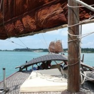 Sails of Indochina