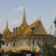palais royal et pagode d'argent