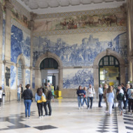 Gare de Porto