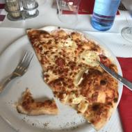 pizza chèvre