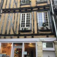 Maison dans la Grande Rue du Mans