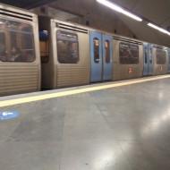 Rame de métro