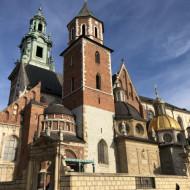 Vue de l'extérieur de la cathédrale