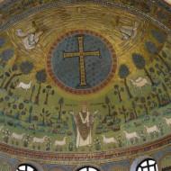 Mosaïque de l'abside