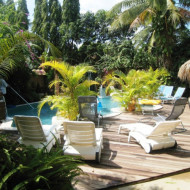 piscine maison amis khuontour