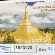 Ticket d'accès