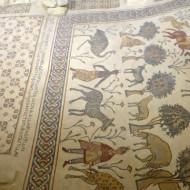 Un exemple de mosaïque