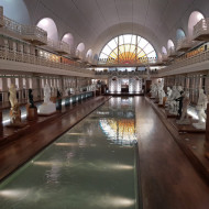 La piscine de Roubaix transformée en musée