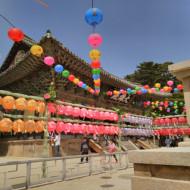 Temple de Bulguksa, Gyeongju, 2018, SB.