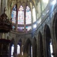 Cœur de la cathédrale St Guy