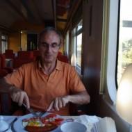 Dans le train Paris-Moscou