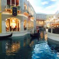 Gondoles  The Venetian