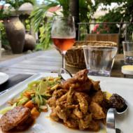Plats : Curry de Poulet