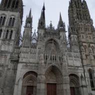 Cathédrale - façade principale