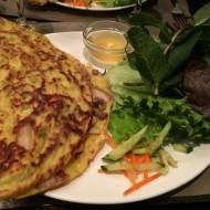 Banh Xeno restaurant LePousse Pousse